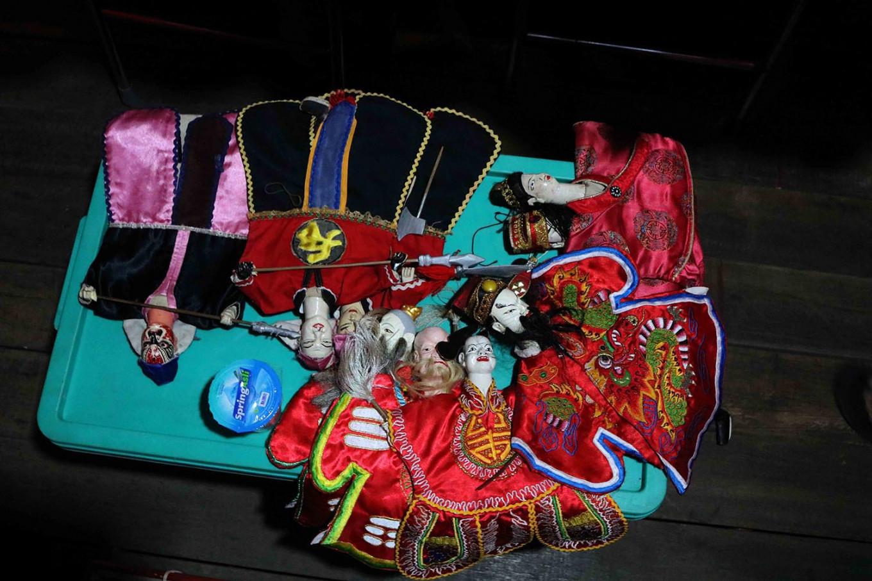 'Wayang Potehi' unifies all