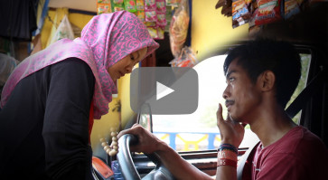 Underprivileged millennials: Being young and poor in Jakarta