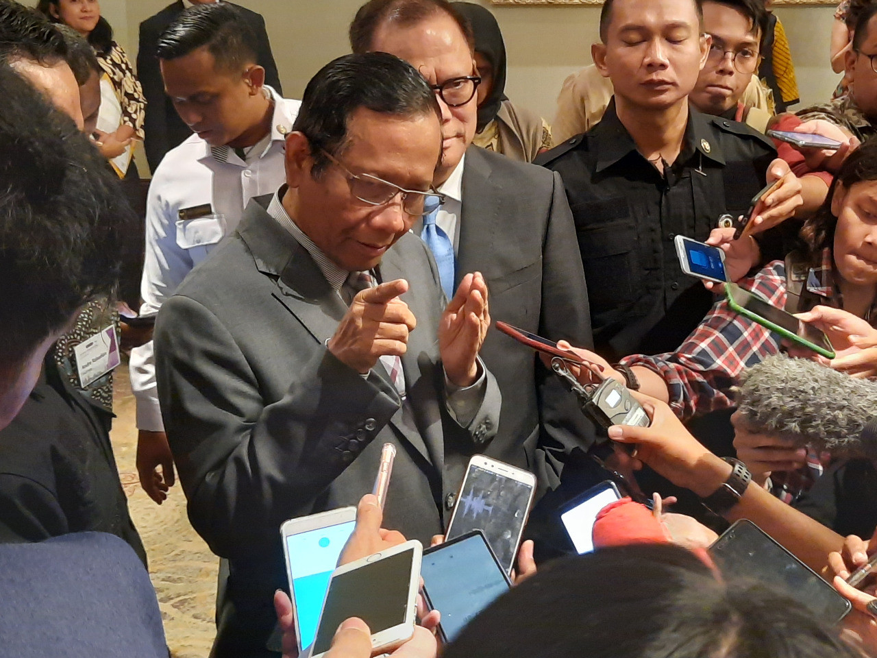 Attract investment first, assess environmental impact later: Minister