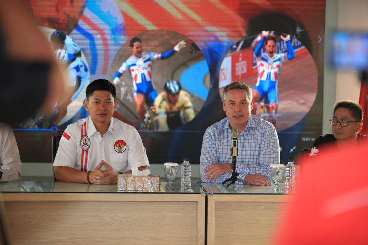 Indonesian Cycling Federation hires former world champion Frenchman as consultant