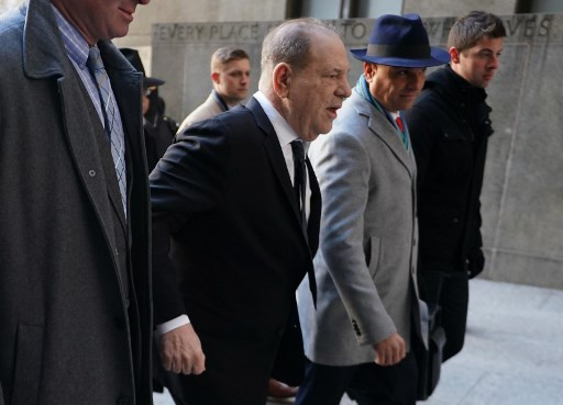 Weinstein rape trial begins in earnest, 2 years after #MeToo wave