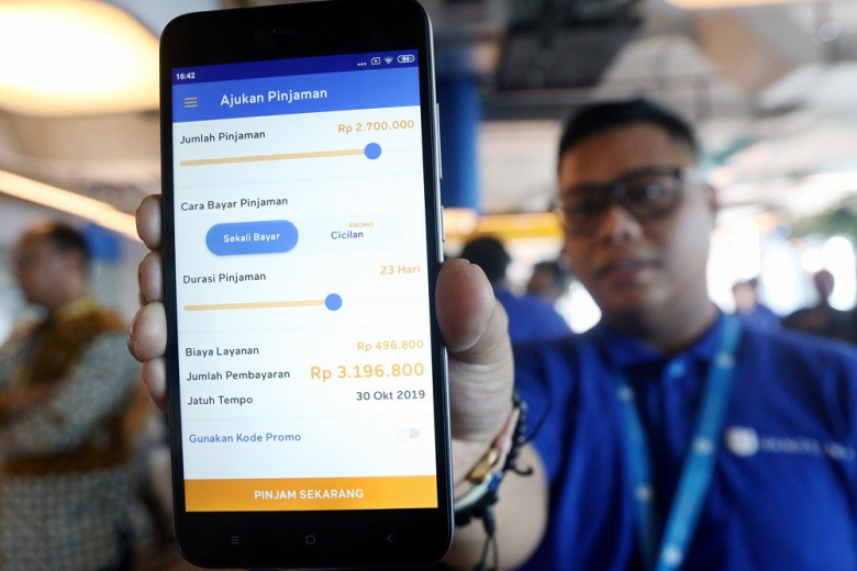 Promise of digital financial services in Southeast Asia