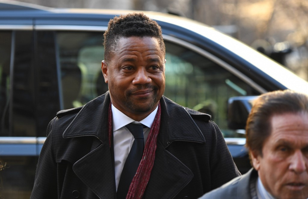Actor Cuba Gooding to stand trial in April