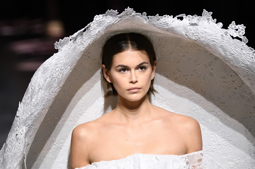 Supermodel Kaia Gerber to sit on top fashion jury