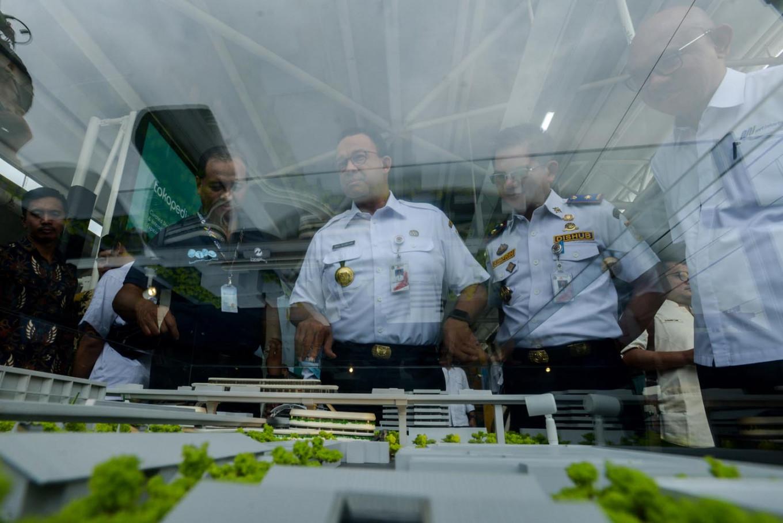 MRT Jakarta to speed up transit-oriented development projects