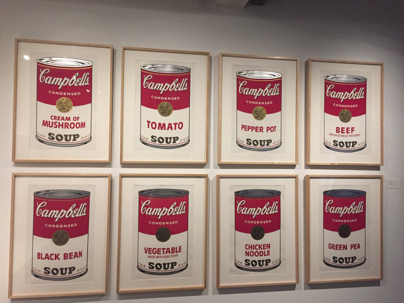 15 minutes not enough to get lost in Andy Warhol Museum