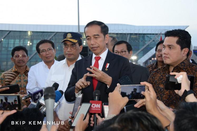 New runway to ease traffic at Soekarno-Hatta International Airport