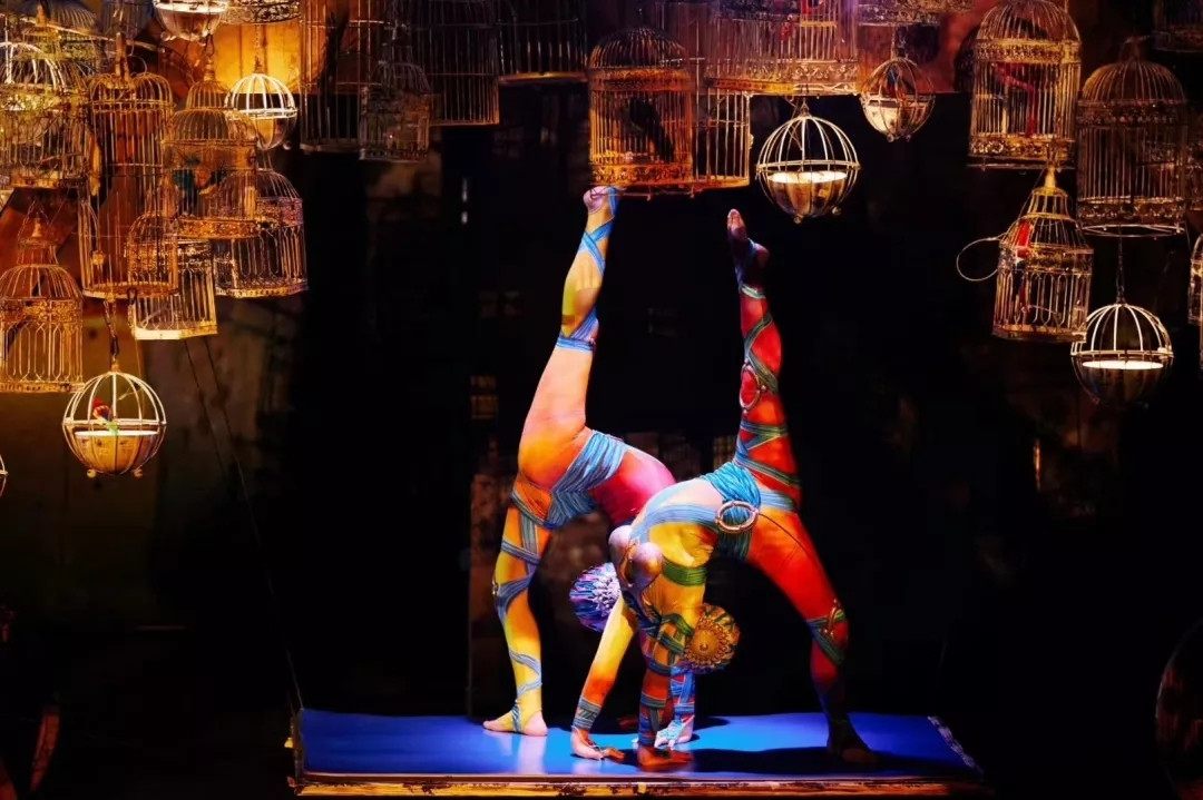 Cirque du Soleil cancels shows in China over coronavirus