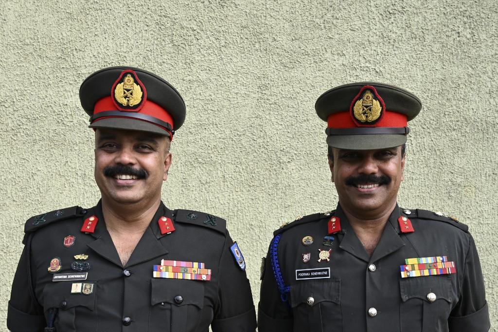 Double trouble: Too many show for Sri Lanka twins record bid