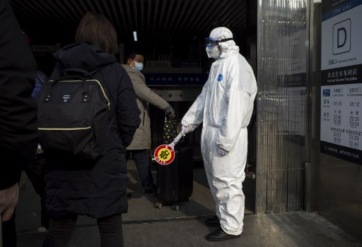 China virus toll spikes despite massive lockdown