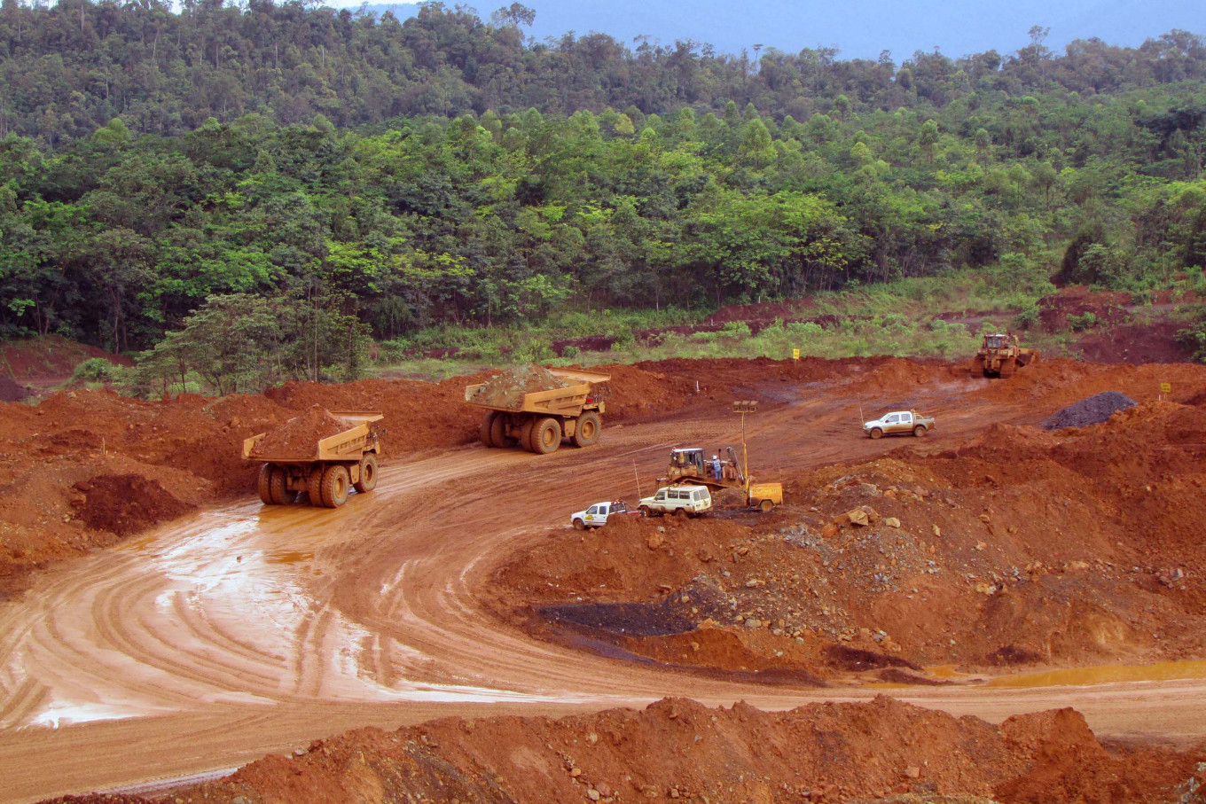 Indonesian state miner completes 20 percent stake buy in Vale unit for $375m