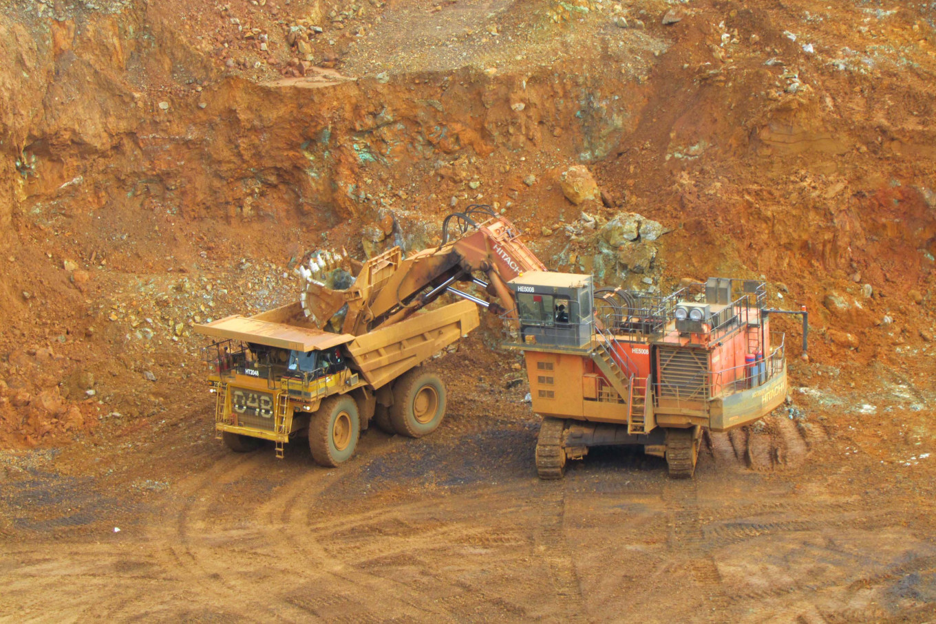 Prioritize safety from COVID-19 in high-risk mining operations