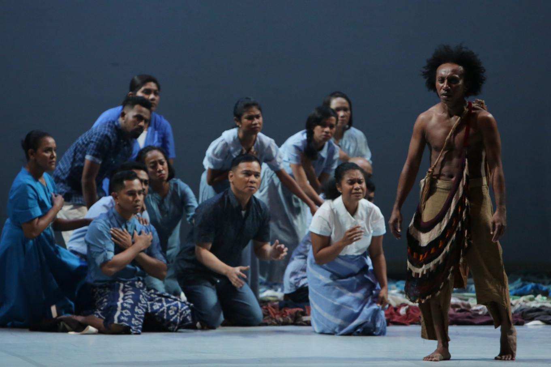 'Planet - Sebuah Lament' blends culture, nature in theatrical spectacular