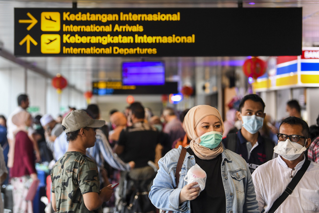 Coronavirus: Can Indonesians stay calm and cool?