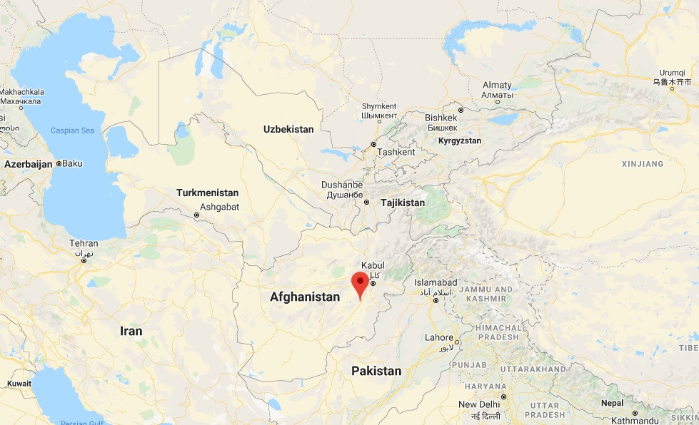 Plane crashes in eastern Afghanistan: Officials