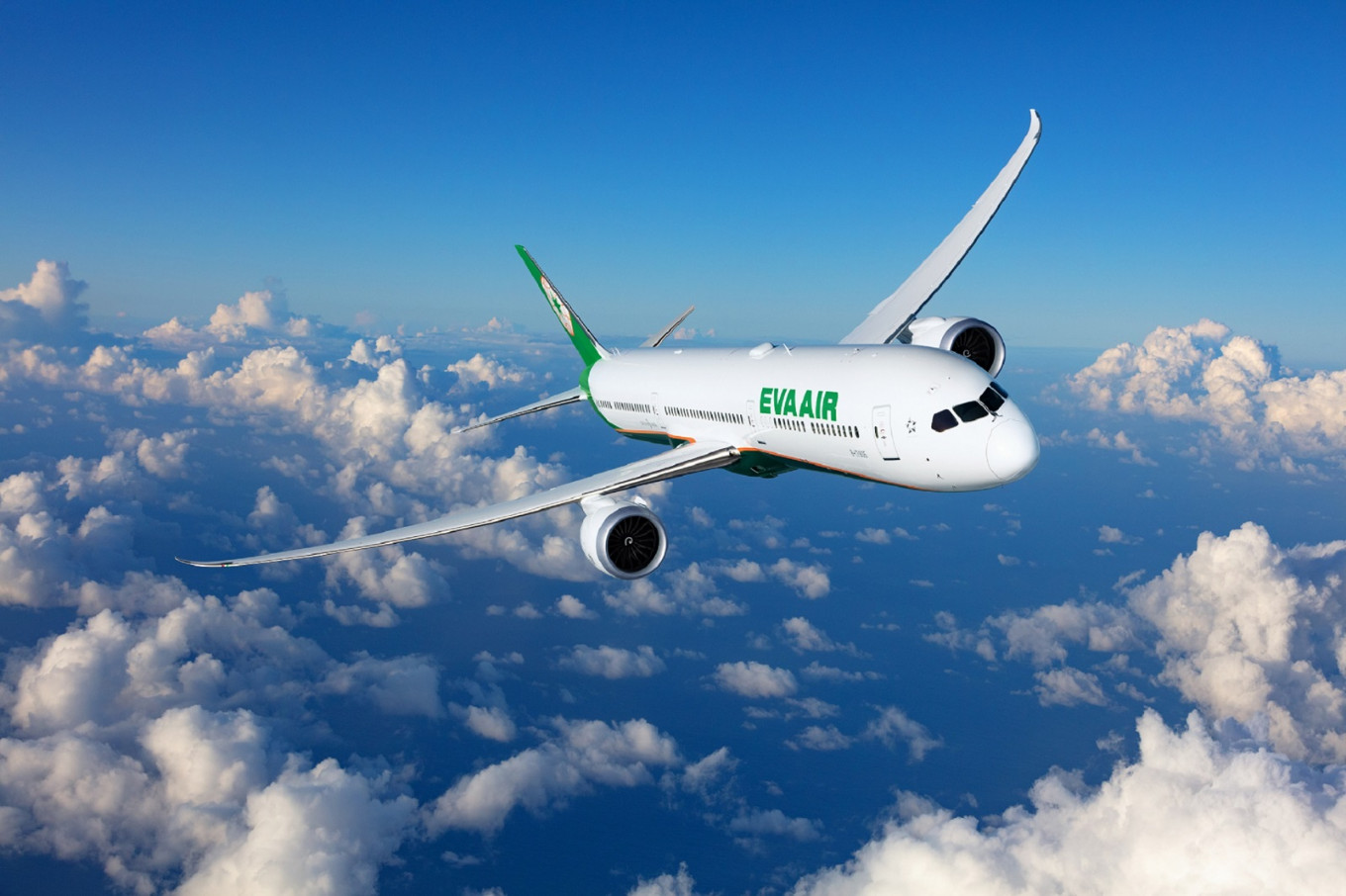 EVA Air maintains position among world's safest airlines
