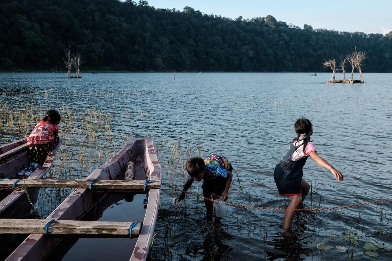 Lake Tamblingan is one of the main water resources of Bali. JP/Anggara Mahendra