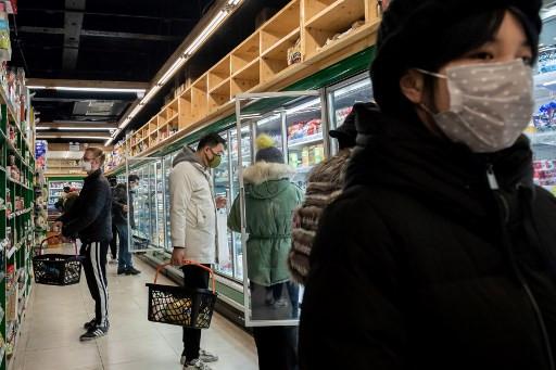 U.S. evacuees land at SoCal military base as coronavirus expands in China
