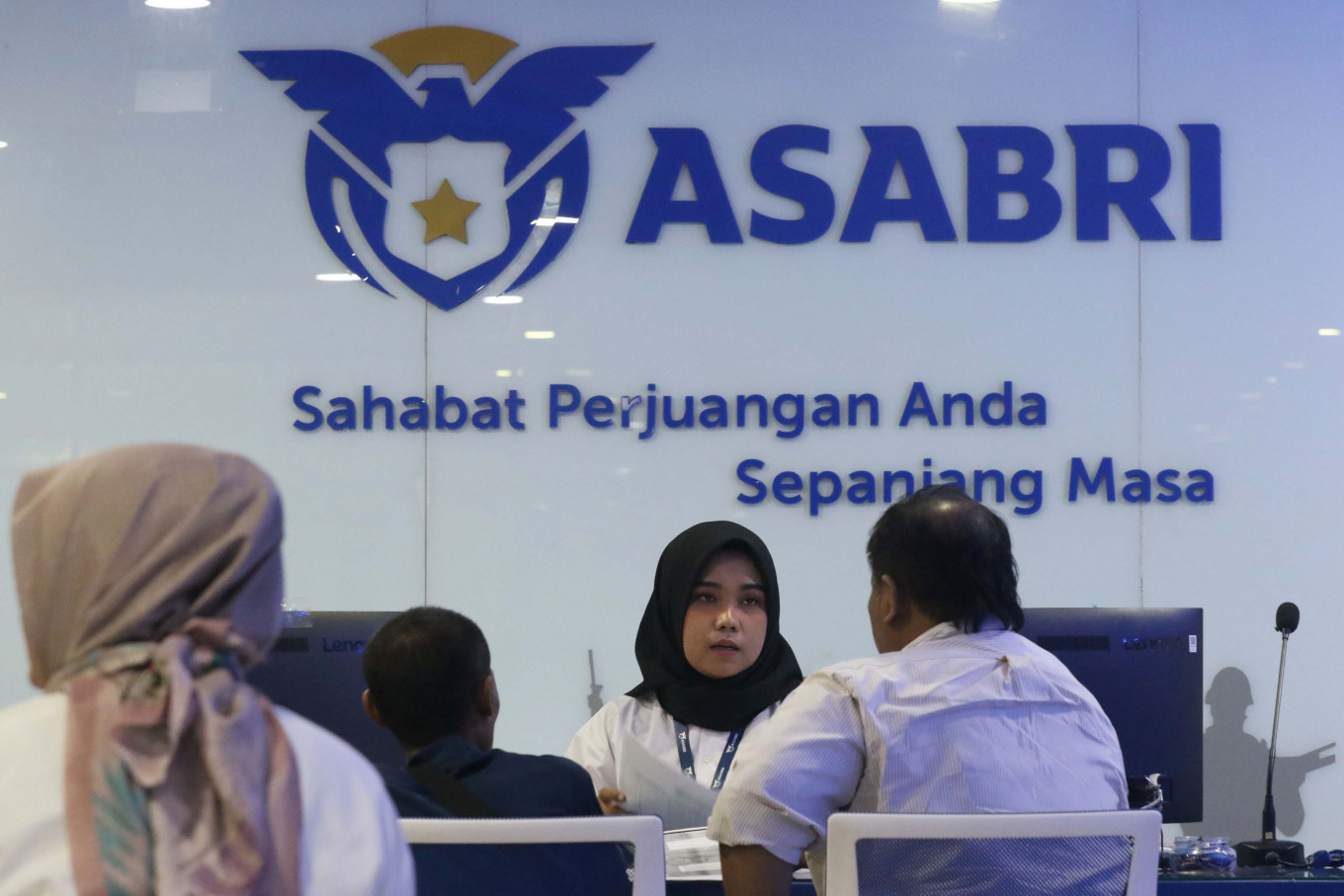 Two directors lose jobs over investment losses at state-owned insurer Asabri