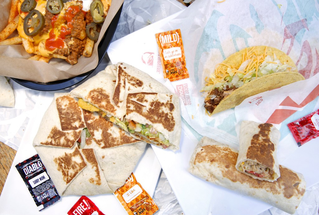 Taco Bell to enter Indonesian market in April