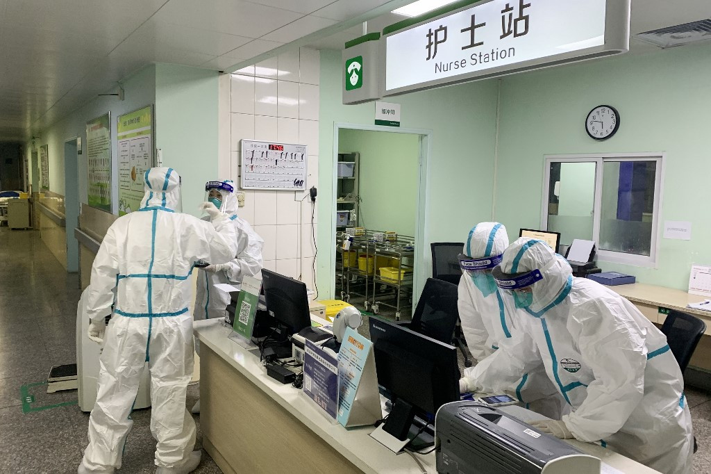 New coronavirus study places incubation period at around 5 days