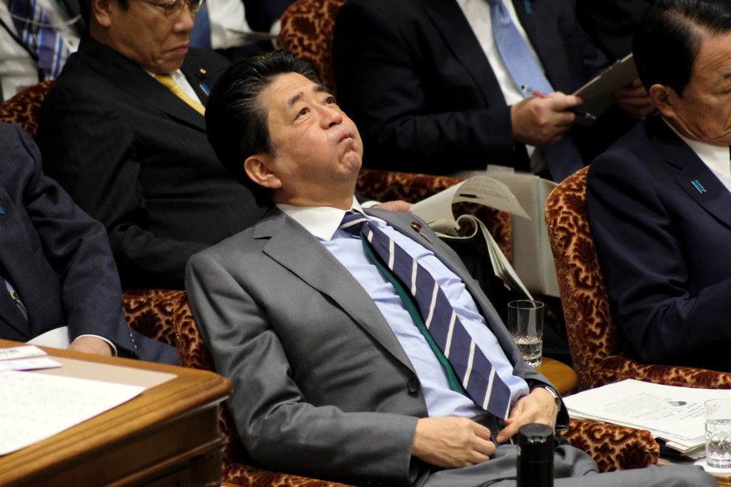 Japan's Prime Minister Abe Proposes Coronavirus State of Emergency