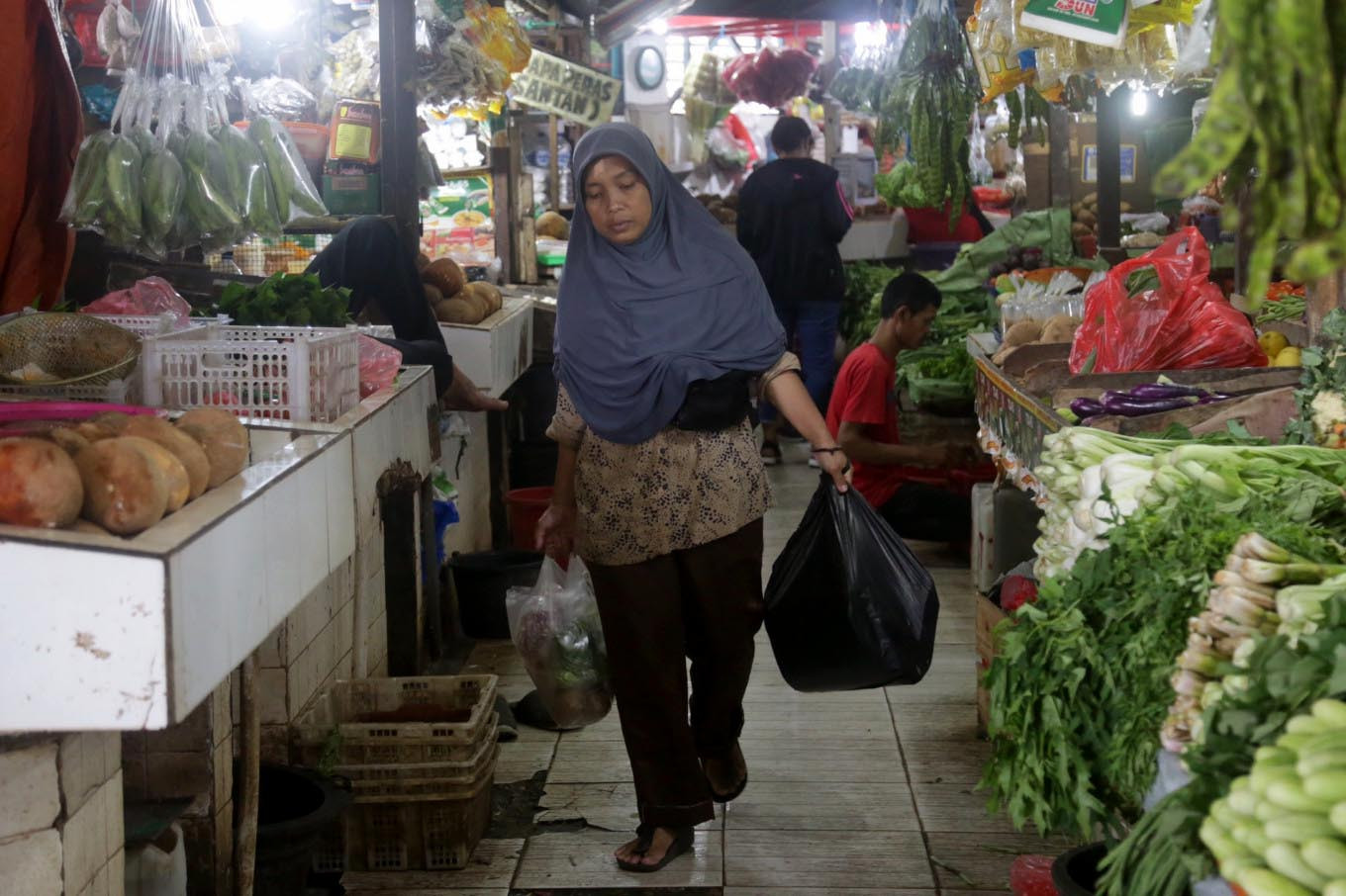 Indonesia records 2.68 percent January inflation using new formula
