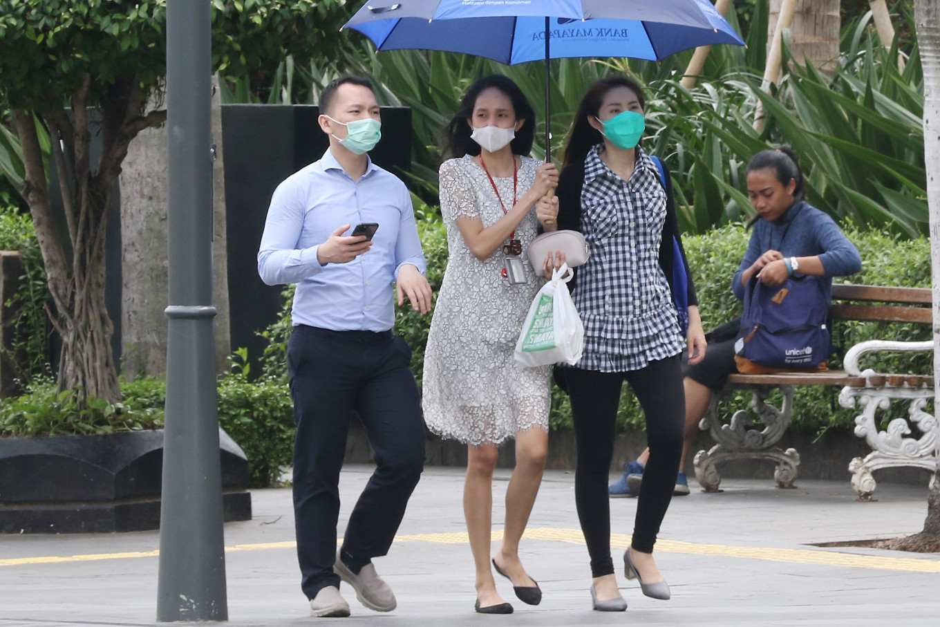 Virus-free Indonesia more threatened by COVID-19 than Singapore, Malaysia: Survey