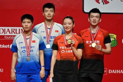 China Masters badminton postponed over virus outbreak