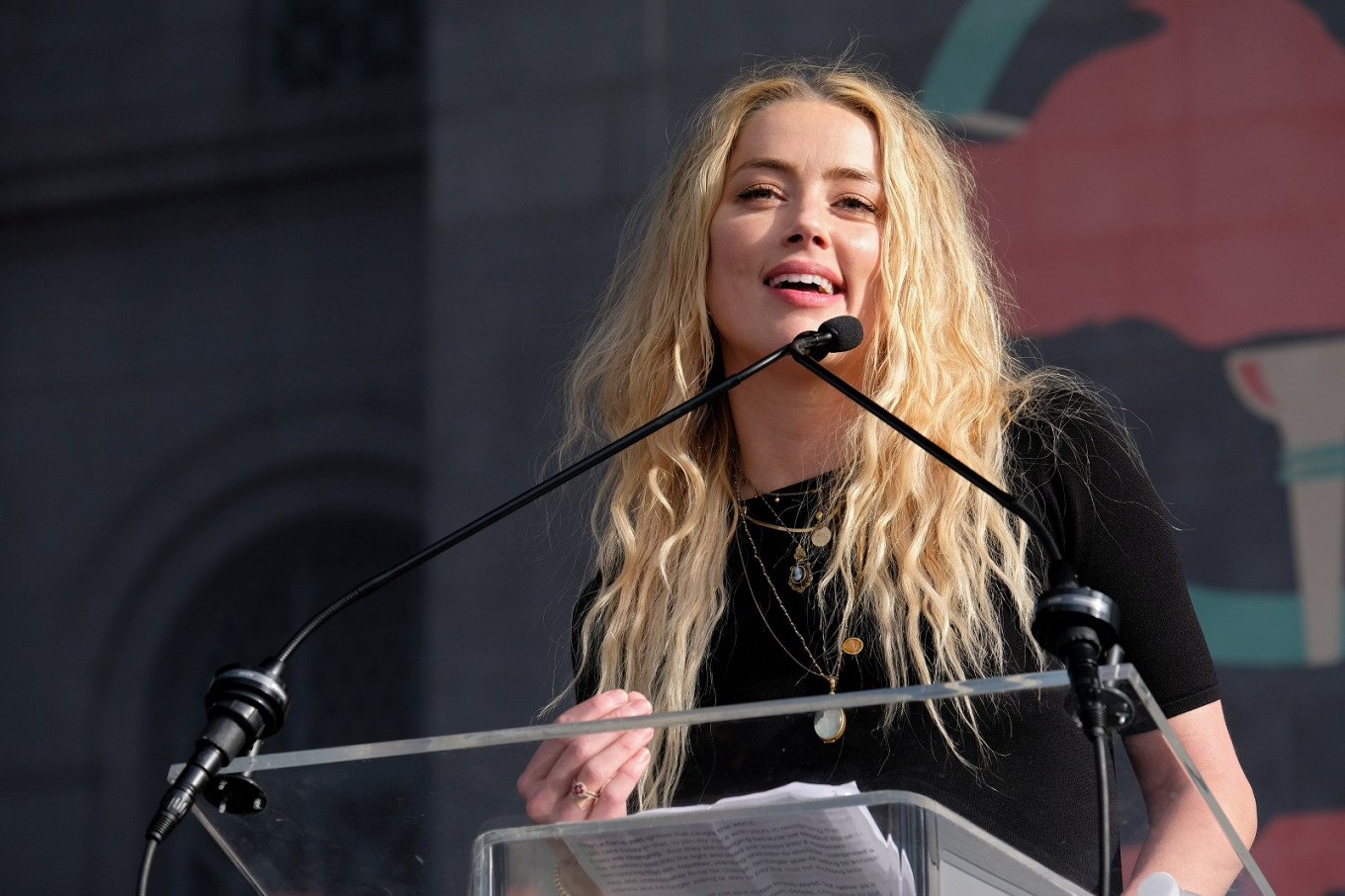 Thousands sign petitions to remove Amber Heard as L'Oréal spokesperson
