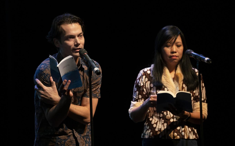 Winternachten literary festival and the art of decolonization
