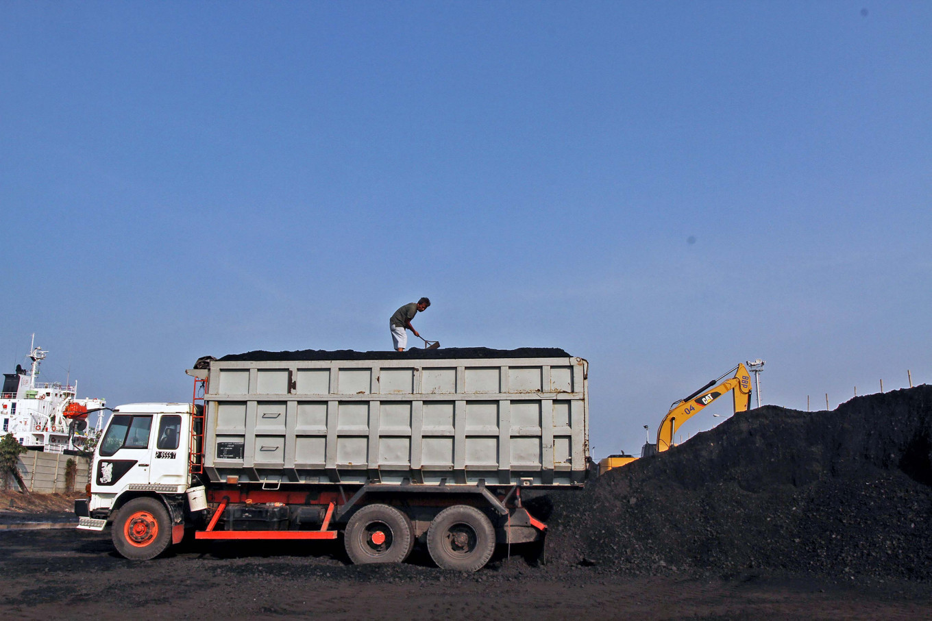 Indonesian coal exporters don't expect 'real recovery' until H2 next year