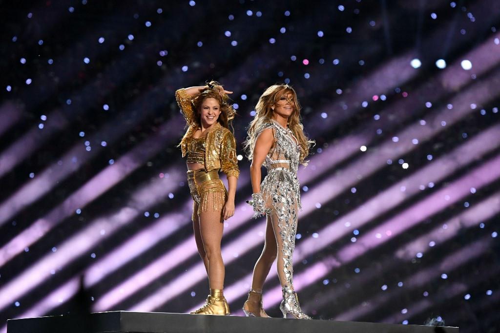 Latin pride on display during J-Lo, Shakira Super Bowl show