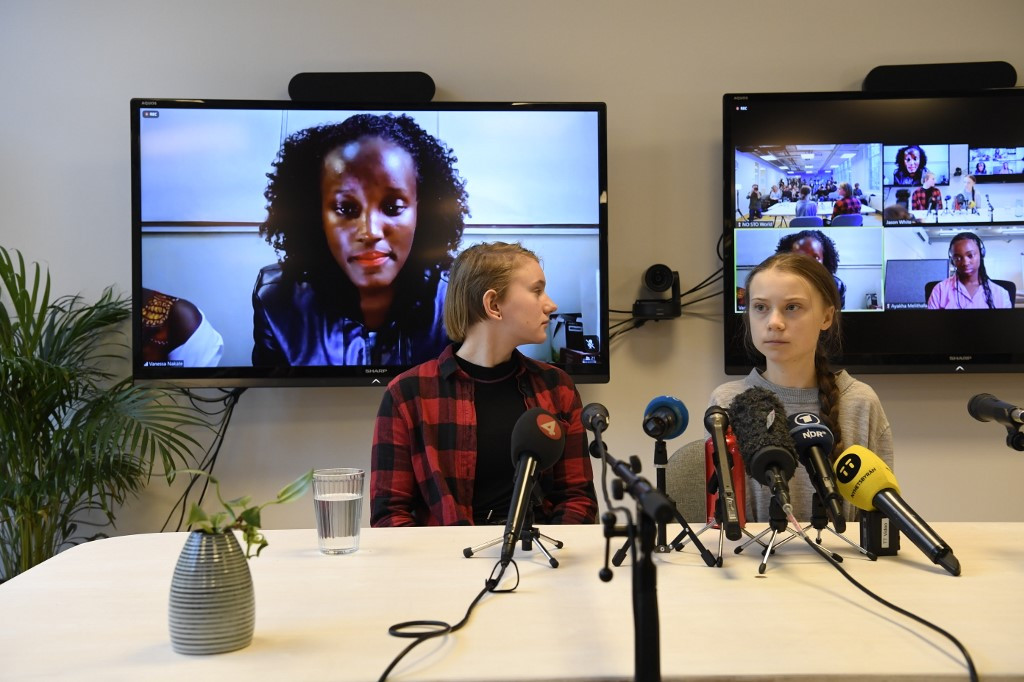 Greta Thunberg puts Africa's climate activists in media spotlight