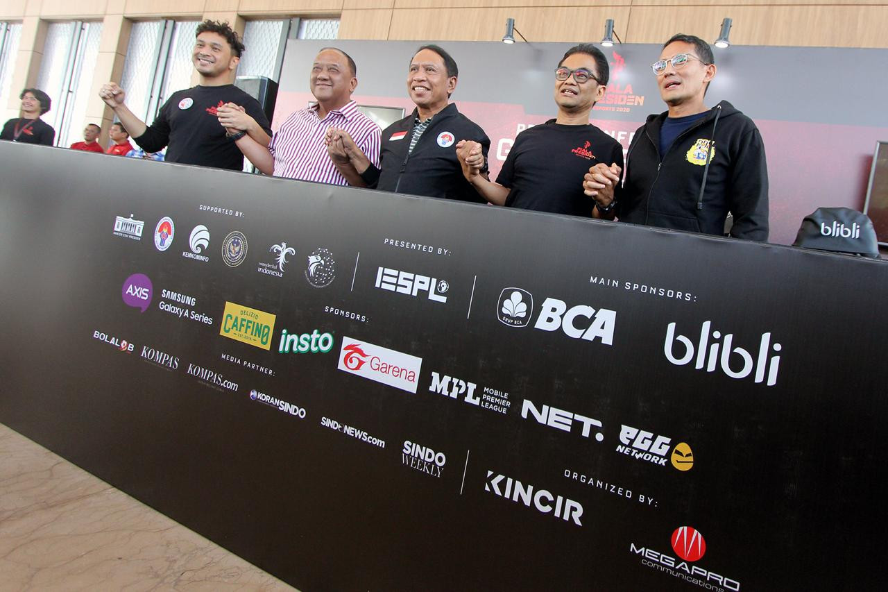 Vietnamese esports team wins 2020 President Esports Cup