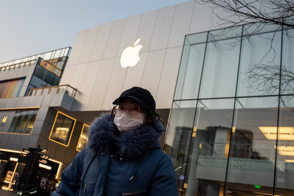 Apple reopens stores in China despite Wuhan Coronavirus scare running high