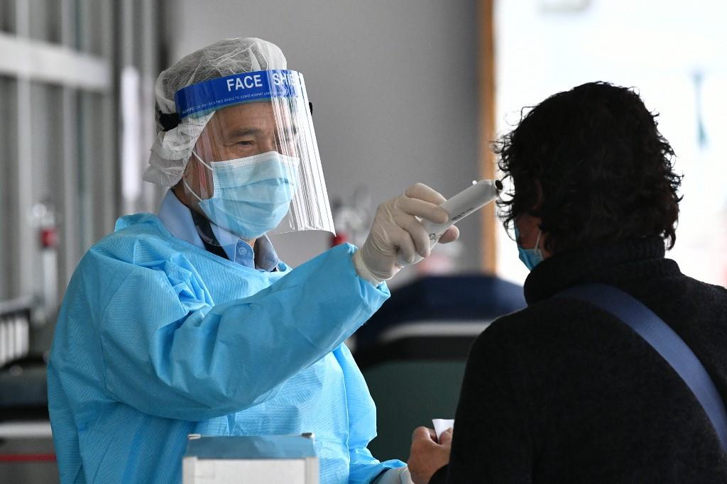 Hong Kong reports first death of coronavirus patient