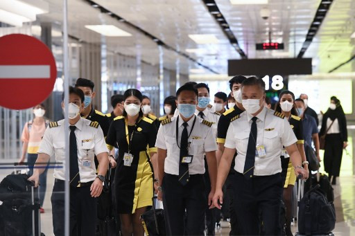 Singapore aviation conference pulled over virus scare