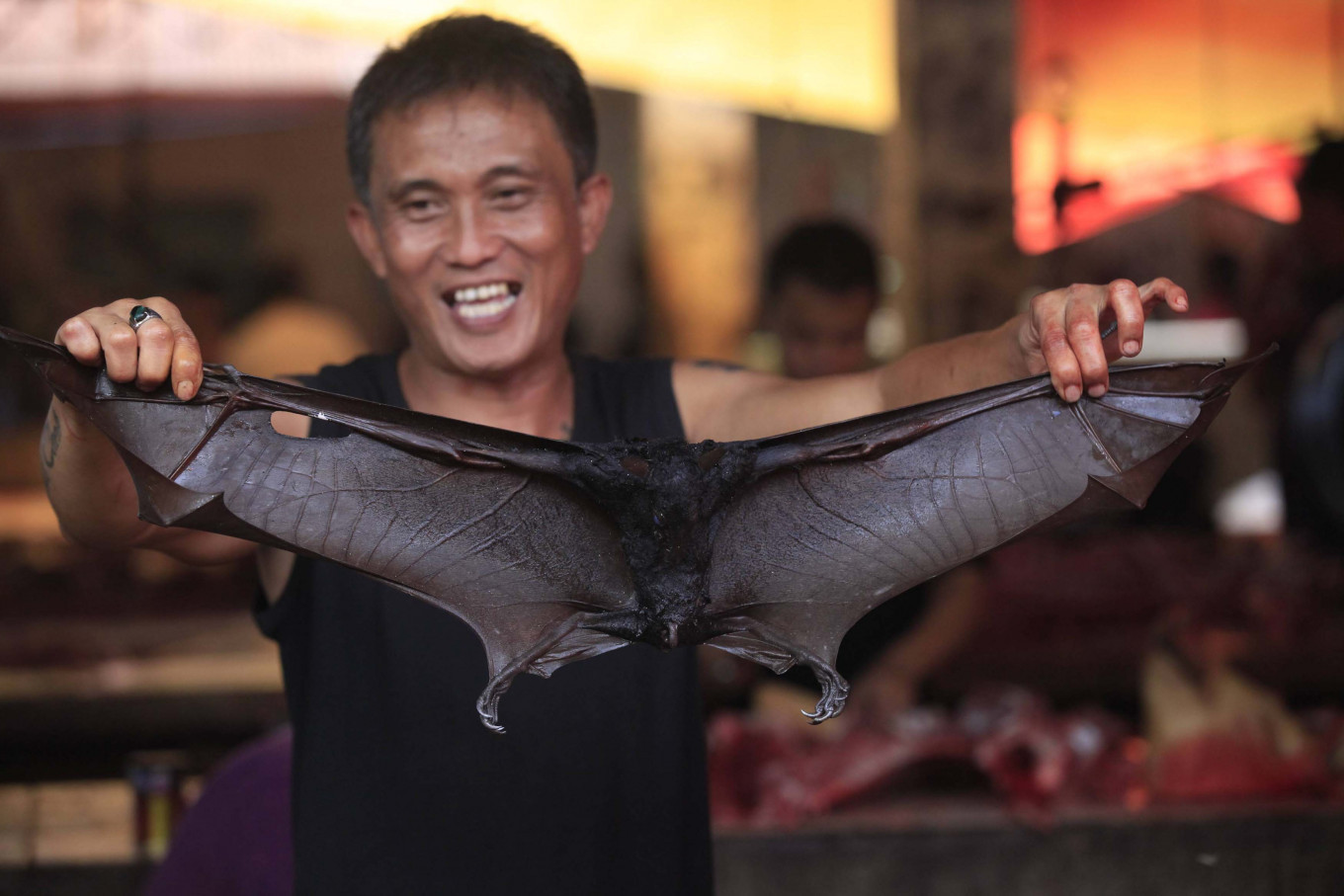 'Paniki' panic: Manado restaurants take bat stew off menu – for now
