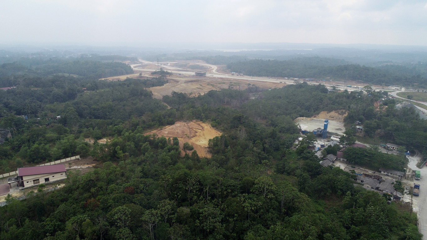 East Kalimantan governor to 'personally stop' new capital construction if harmful to forests
