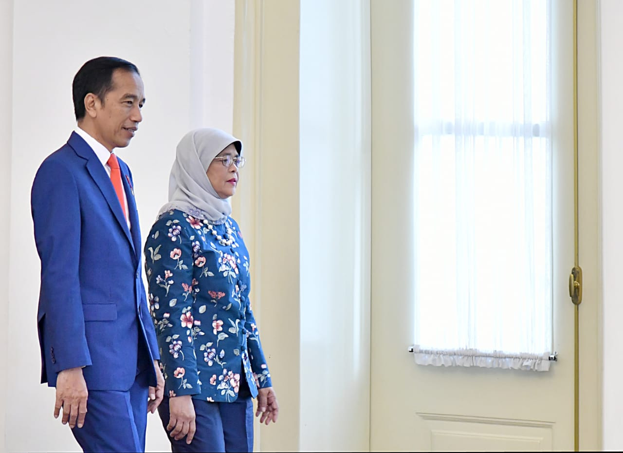 Indonesia, Singapore reaffirm economic, people-to-people relations