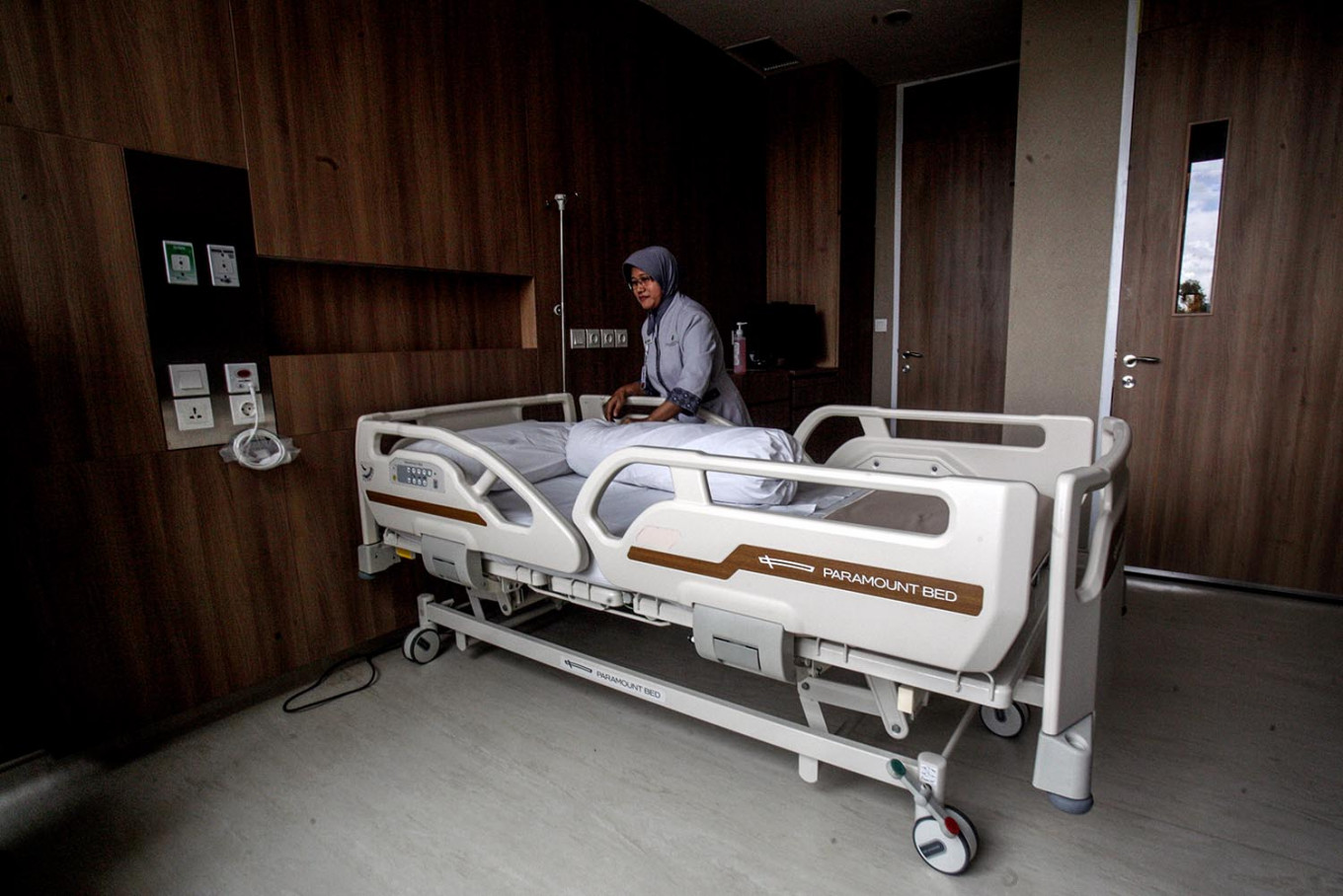 Suspected COVID-19 patient in Maluku tests negative