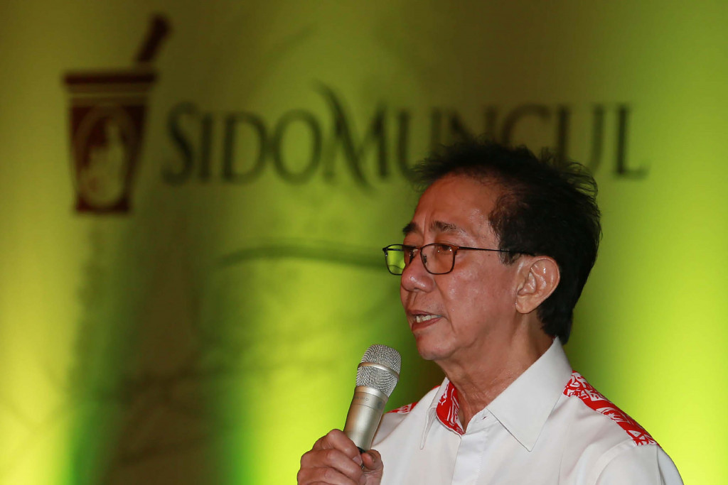 Herbal goods company Sido Muncul to donate Rp 15 billion in pandemic aid