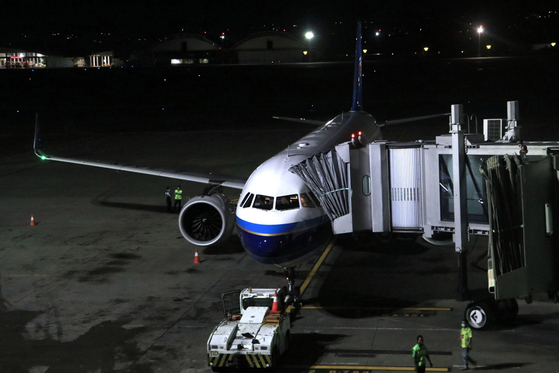 Soekarno-Hatta, Ngurah Rai airports stop flights to and from China