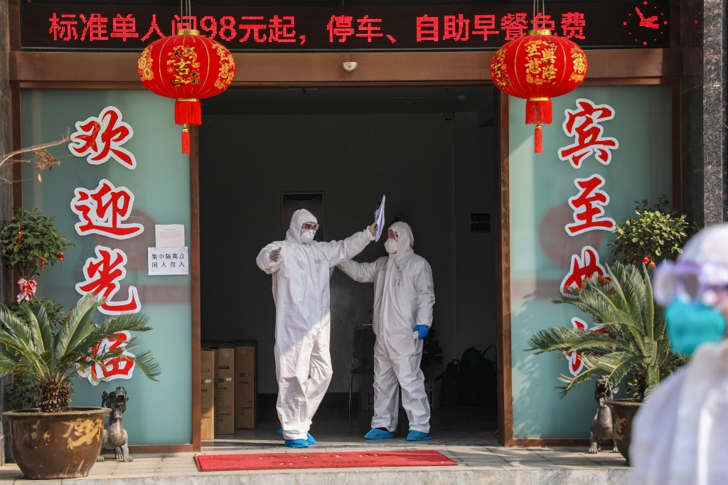 Activists, politicians urge protection of Chinese mistreated over coronavirus