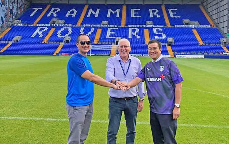 Indonesian tycoon-owned Tranmere Rovers asks top contractor to fix stadium's surface