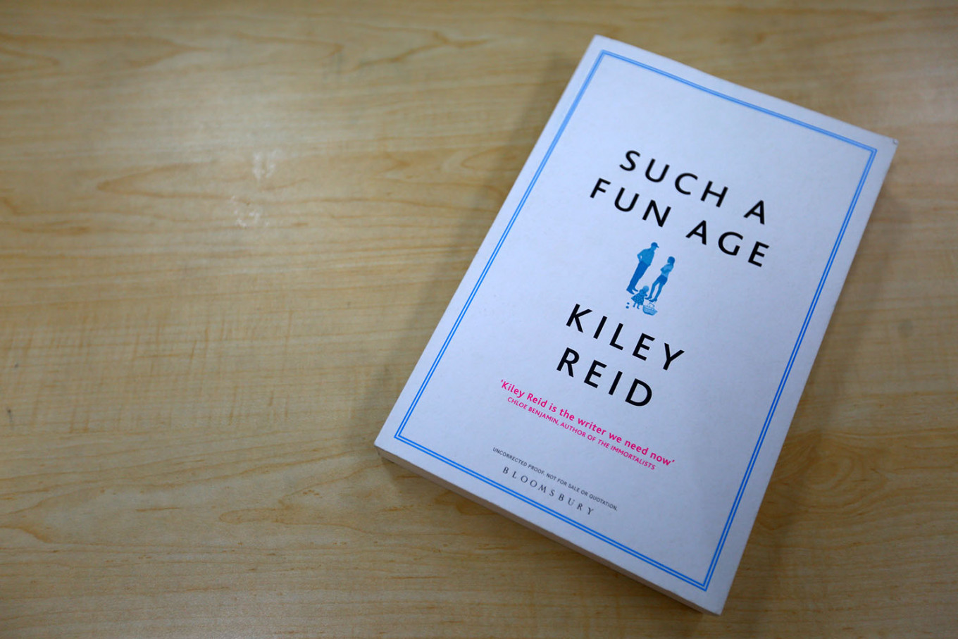 'Such A Fun Age': Eye-opening, contemporary fun read
