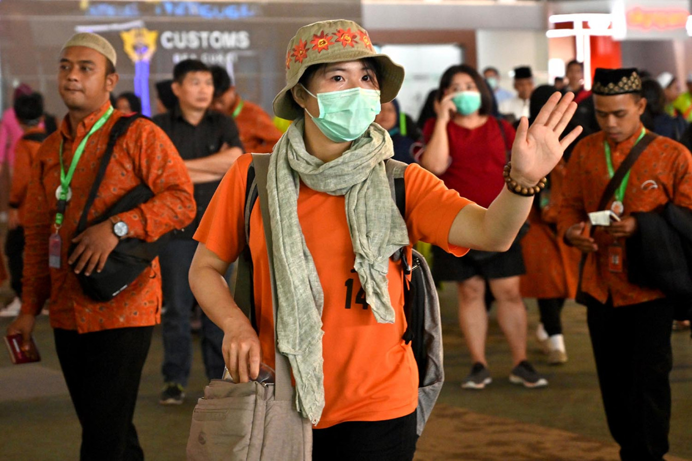 118 foreigners refused entry to Indonesia in February due to China travel history