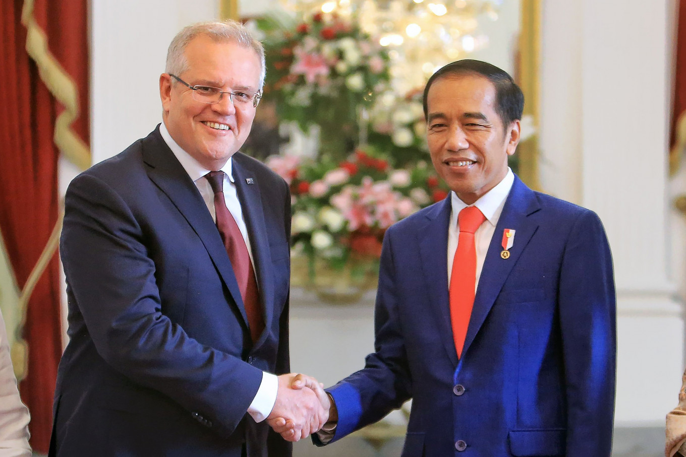 President Jokowi to visit Australia this weekend