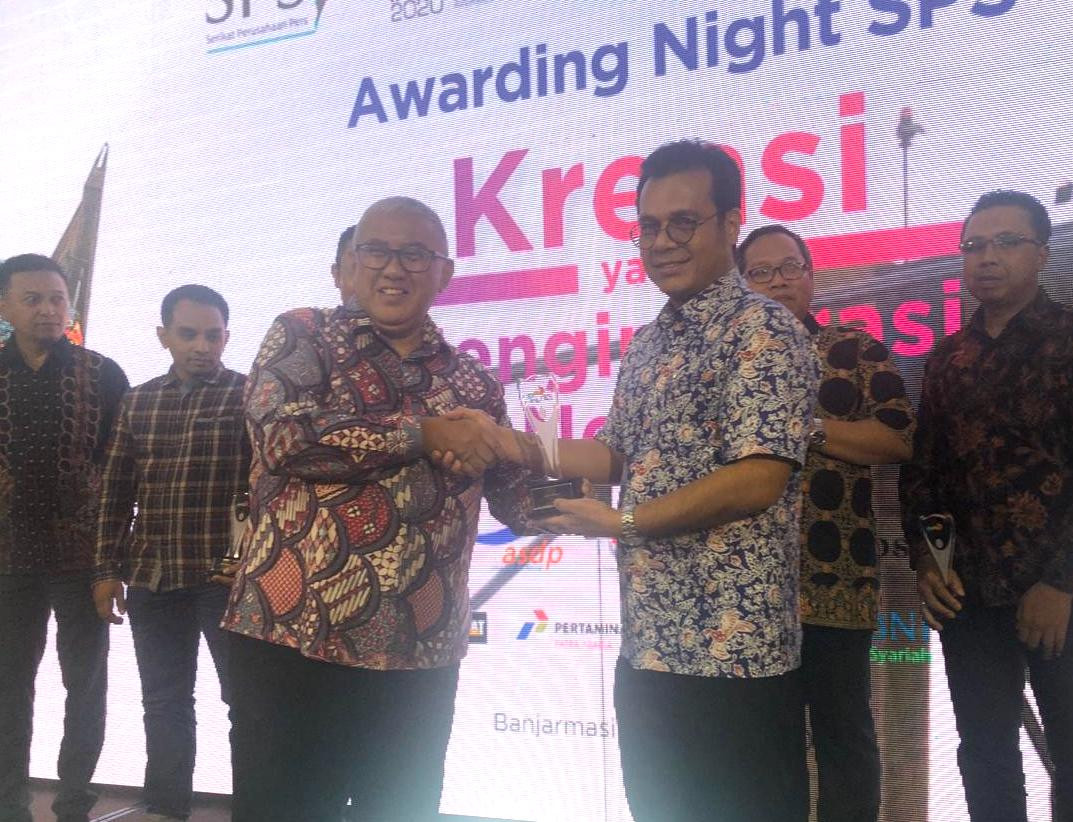 'The Jakarta Post' wins twice at Indonesia Print Media Awards
